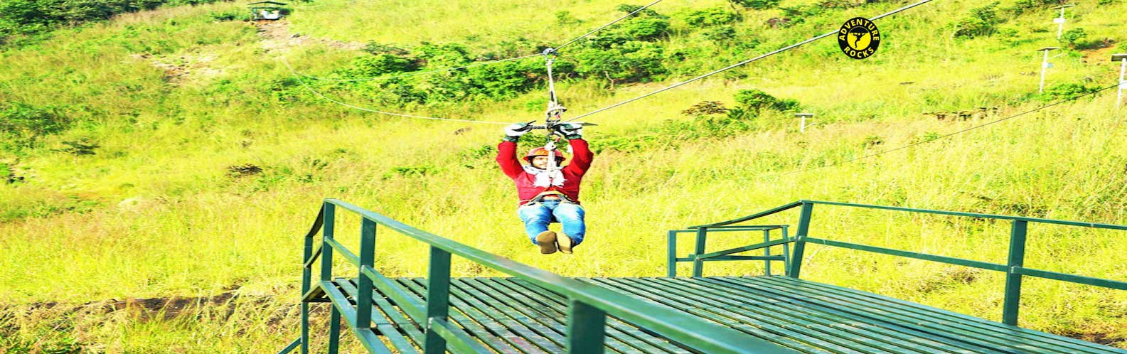 Zip Line Manufacturers in Delhi