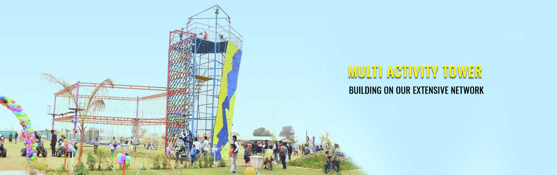 Multi Activity Tower Manufacturers in Bhilwara