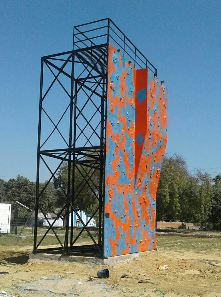 Climbing System for Adventure Park Manufacturers in Delhi