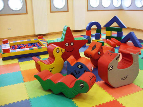 Kids Indoor Play Equipment Manufacturers in Gujarat