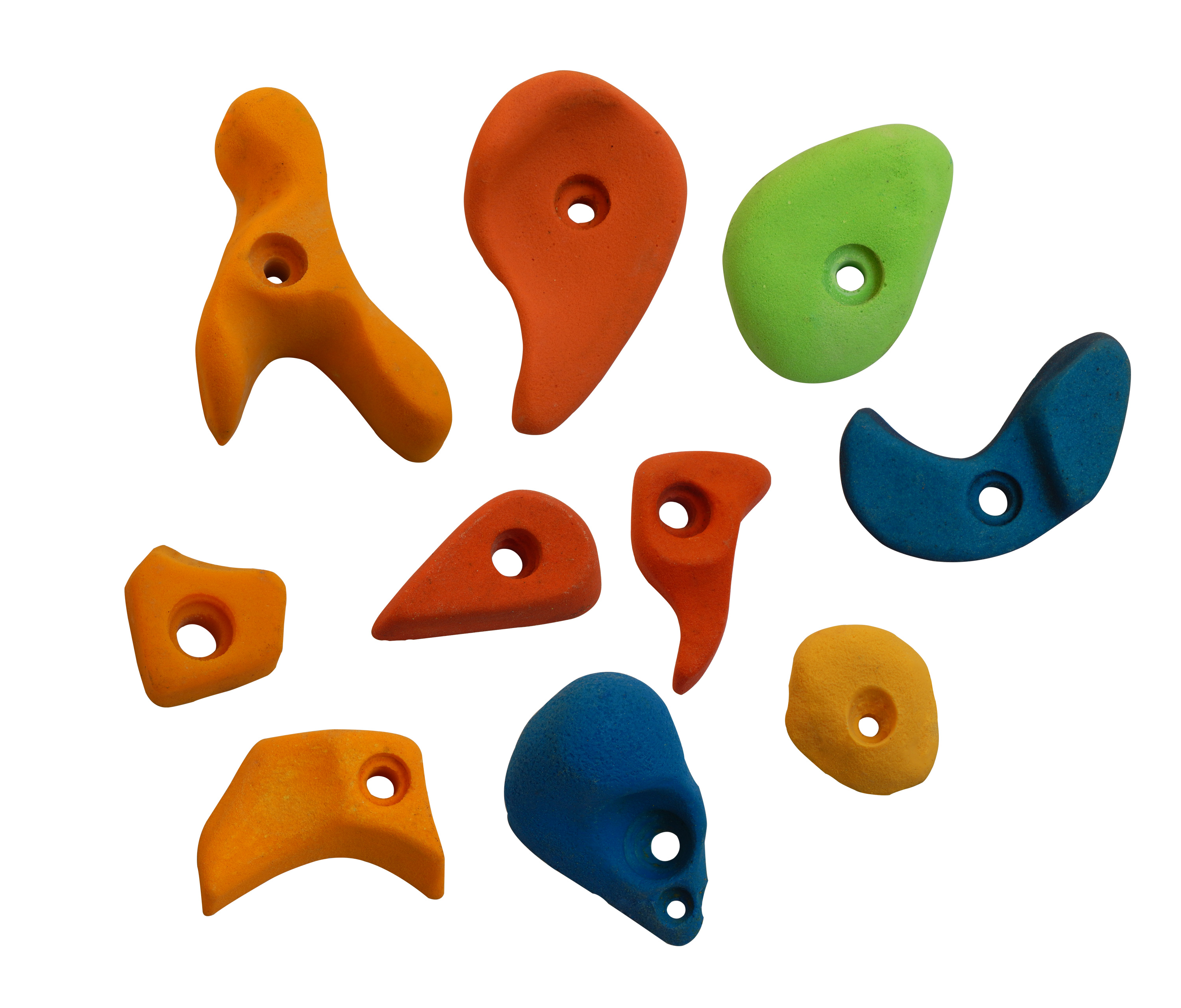 Mix Climbing Holds Manufacturers in Faridabad