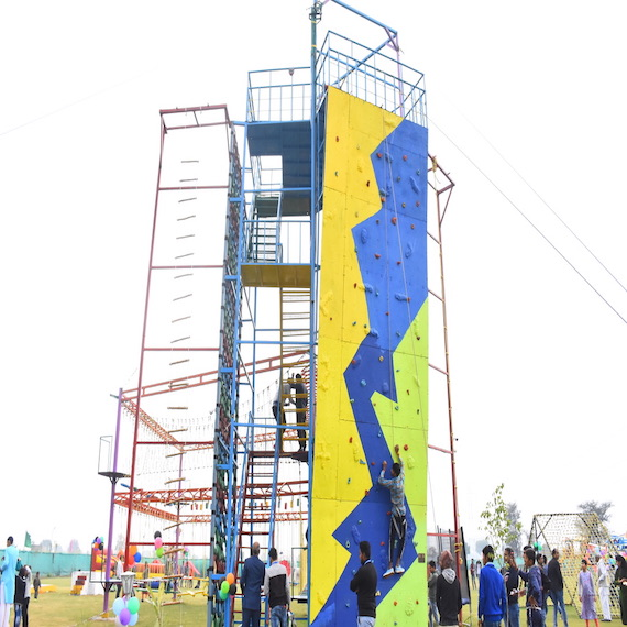 Multi Activity Tower Manufacturers in Jalandhar
