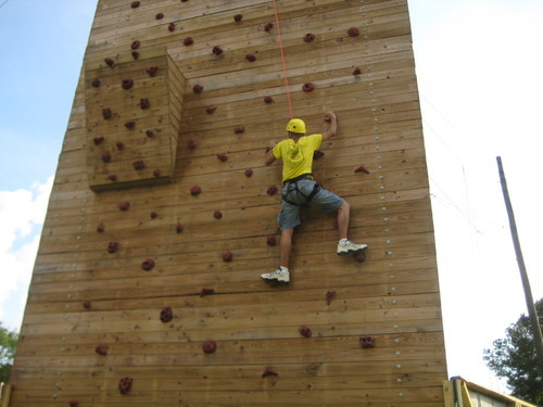 Outdoor Climbing Wall Manufacturers in Andhra Pradesh