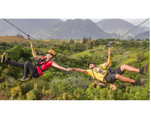 Zip Line Manufacturers in Andaman And Nicobar Islands Territory