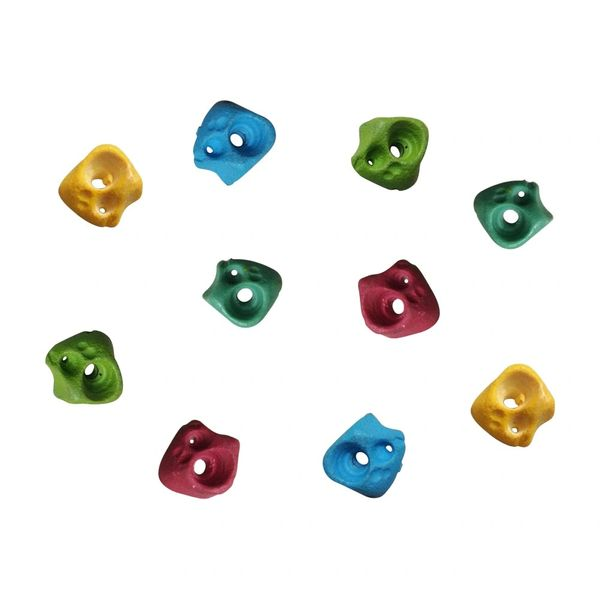 EXTRA SMALL CLIMBING HOLDS - 10 PCS. SET