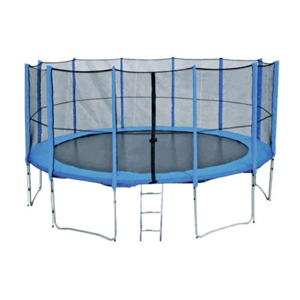 GSD ENCLOSED TRAMPOLINE 16FT OUTDOOR