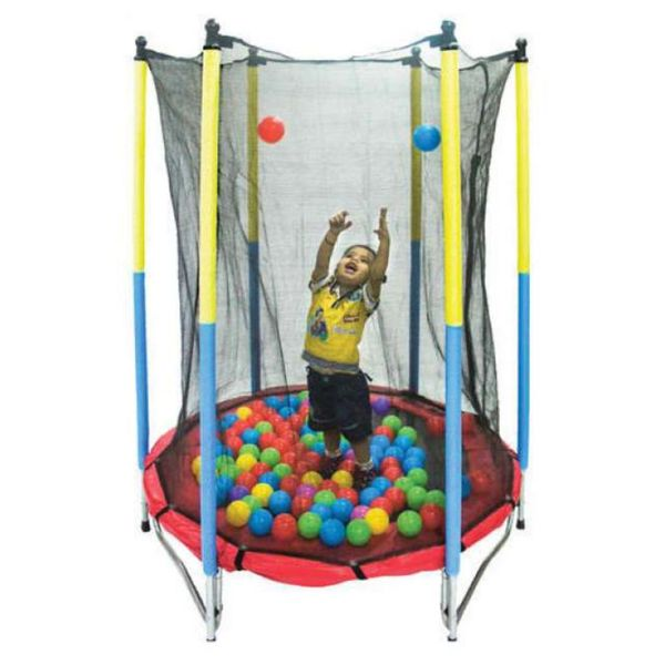JUNIOR TRAMPOLINE 55 INCH