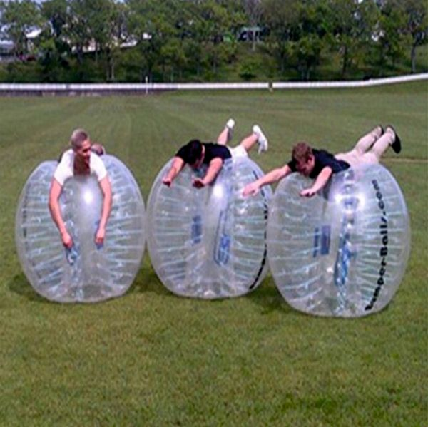 PVC BODY ZORBING BALL (4.5 FEET)