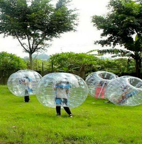 TPU BODY ZORBING BALL (4.5 FEET)