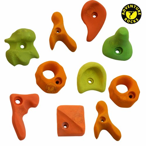 X Large Climbing Holds