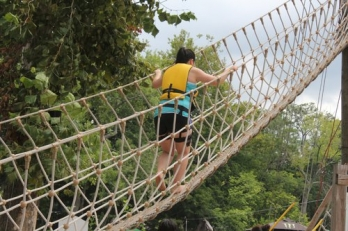 Burma Rope Bridge Manufacturers in Puducherry Territory