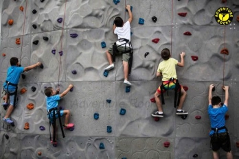 Gym Climbing Wall Manufacturers in Rajasthan