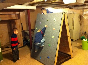 Indoor Moveable Climbing Wall Manufacturers in Chandigarh