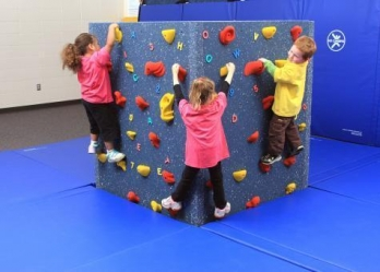 Kids Climbing Wall Manufacturers in Delhi