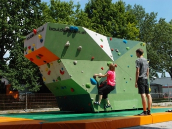 Mobile Climbing Wall Manufacturers in Nagaland