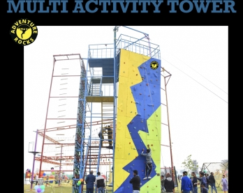 Multi Activity Tower Manufacturers in Delhi