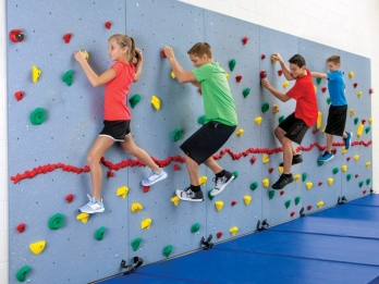 School Kids Climbing Wall Manufacturers in Orissa
